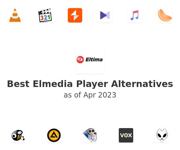 Best Elmedia Player Alternatives