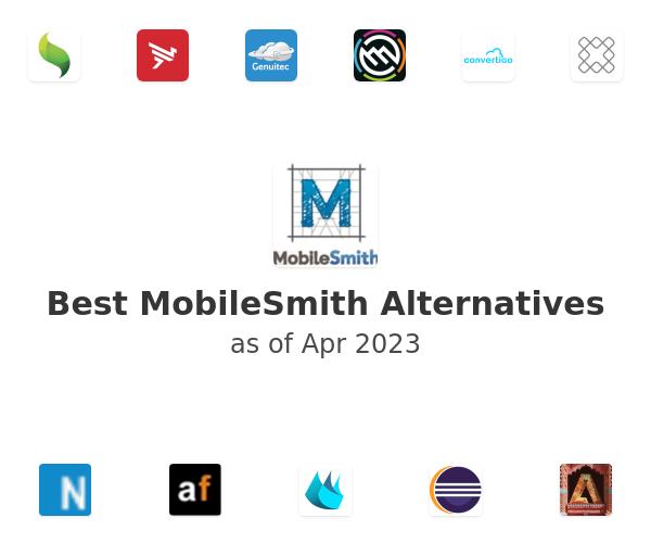 Best MobileSmith Alternatives
