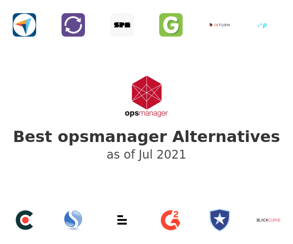 Best opsmanager Alternatives
