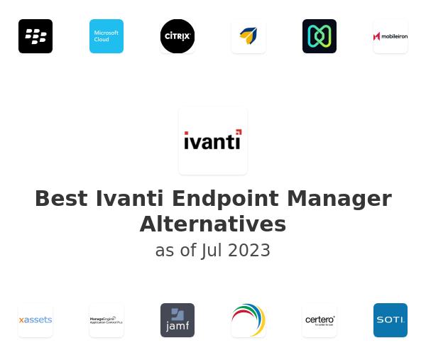 Best Ivanti Endpoint Manager Alternatives