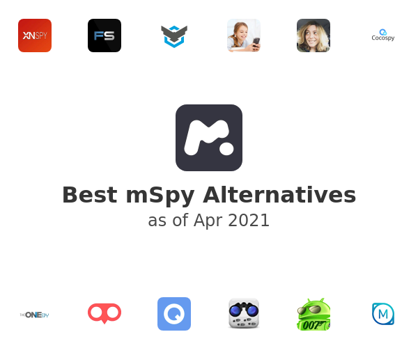 Best mSpy Alternatives