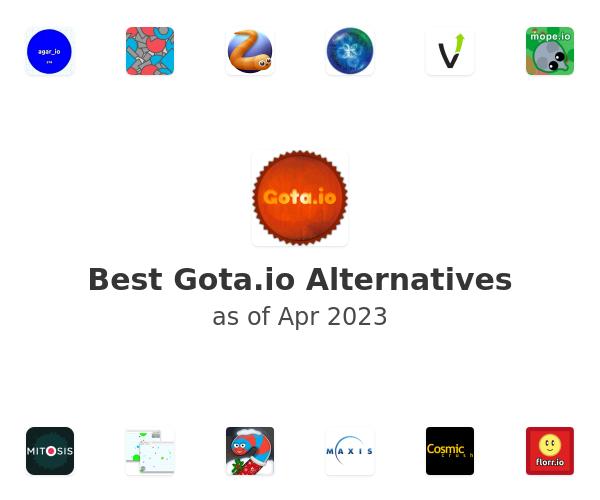 Best Gota.io Alternatives