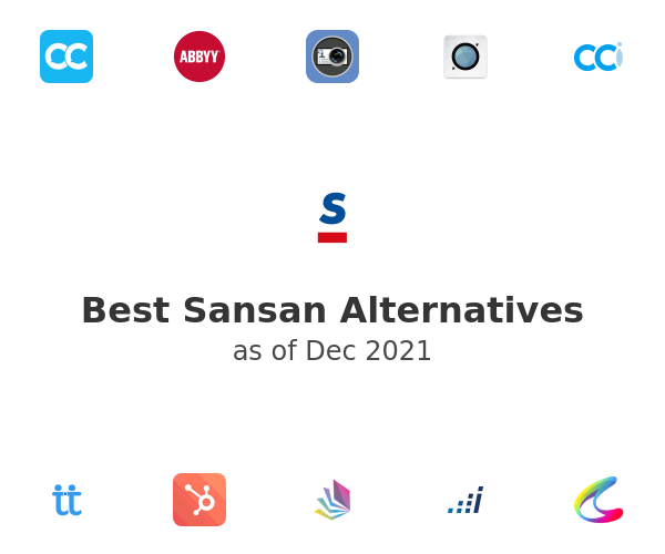 Best Sansan Alternatives