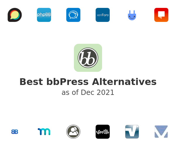 Best bbPress Alternatives