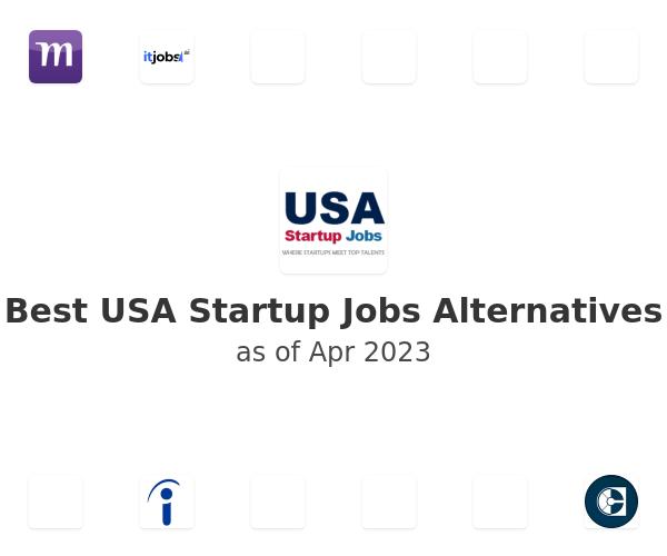 Best USA Startup Jobs Alternatives