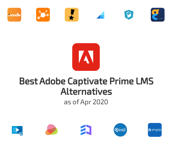 Best Adobe Captivate Prime LMS Alternatives