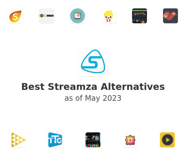 Best Streamza Alternatives