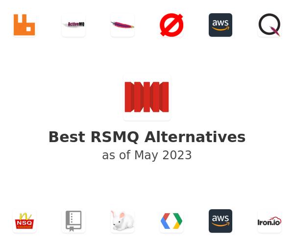 Best RSMQ Alternatives