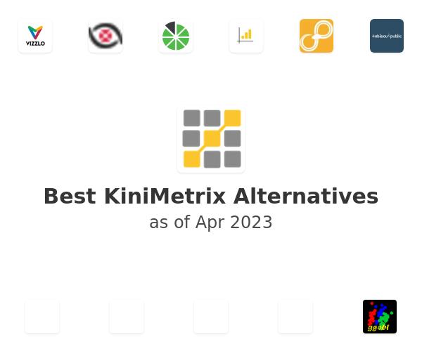 Best KiniMetrix Alternatives