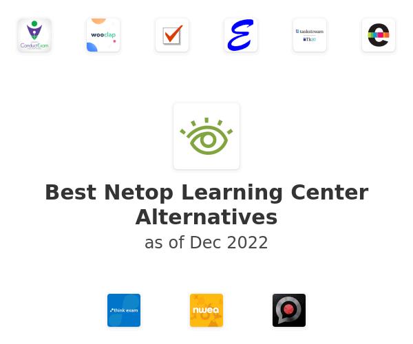 Best Netop Learning Center Alternatives