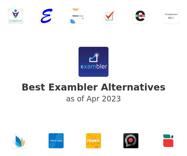 Best Exambler Alternatives