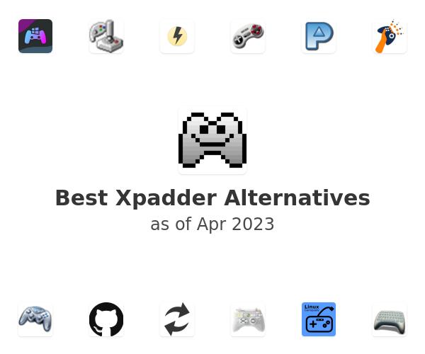 Best Xpadder Alternatives
