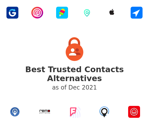 Best Trusted Contacts Alternatives