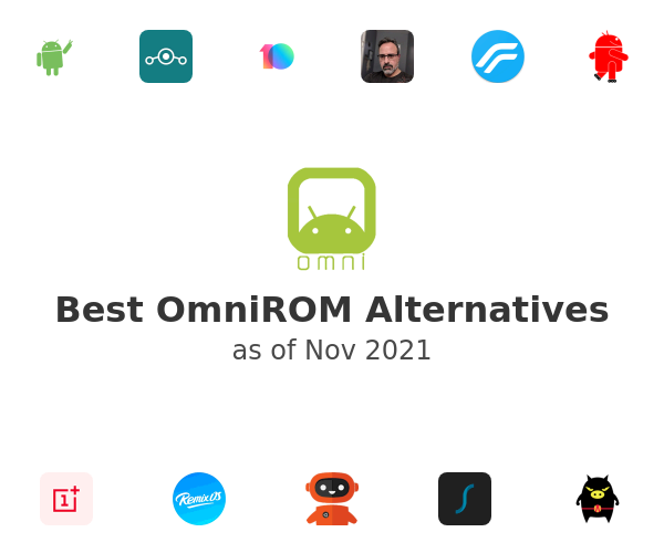 Best OmniROM Alternatives