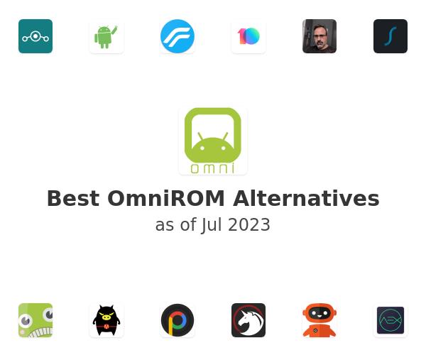 Best OmniROM Alternatives