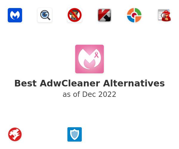 Best AdwCleaner Alternatives