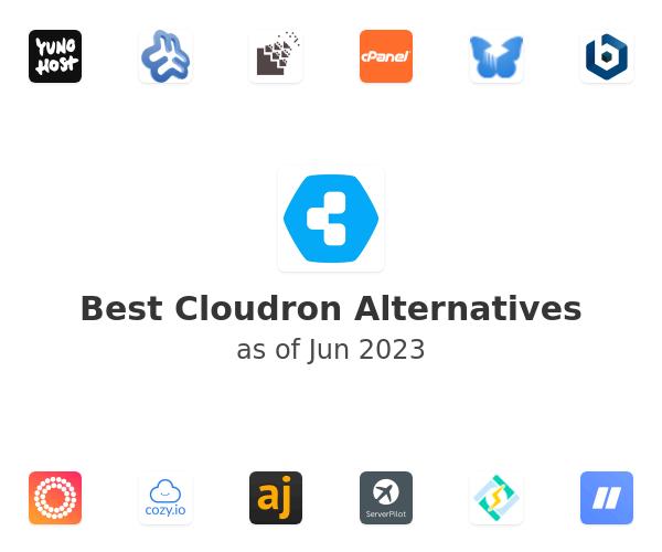 Best Cloudron Alternatives