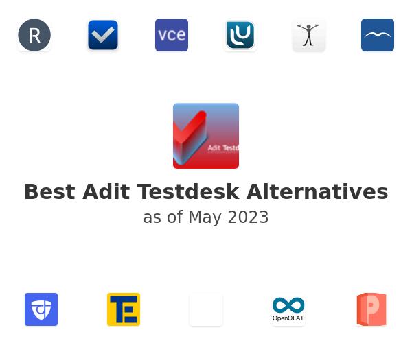 Best Adit Testdesk Alternatives