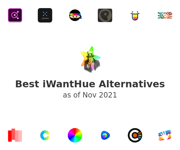 Best iWantHue Alternatives