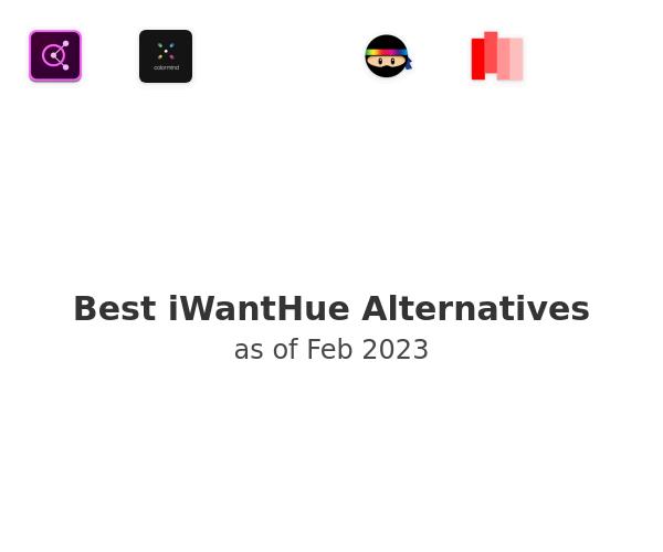 Best iWantHue Alternatives