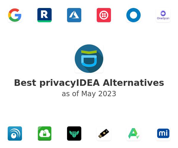 Best privacyIDEA Alternatives