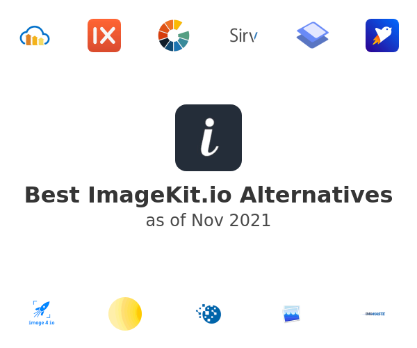 Best ImageKit.io Alternatives