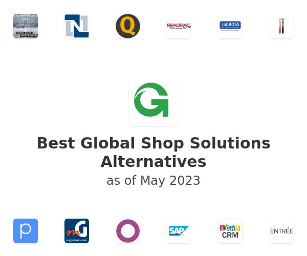 Best Global Shop Solutions Alternatives