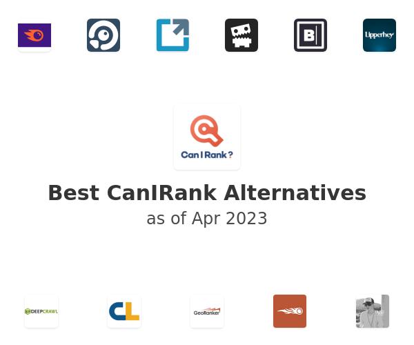 Best CanIRank Alternatives