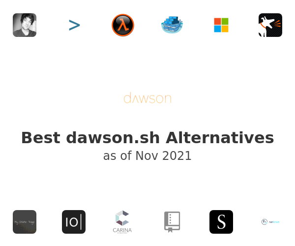 Best dawson.sh Alternatives