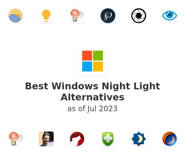 Best Windows Night Light Alternatives