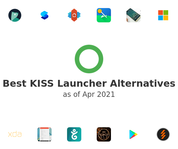 Best KISS Launcher Alternatives