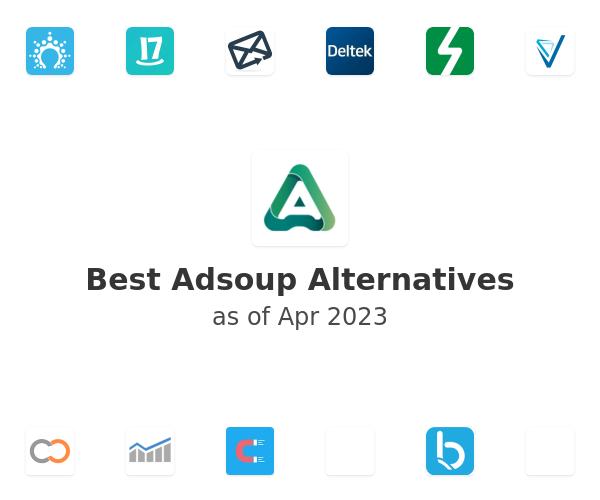 Best Adsoup Alternatives