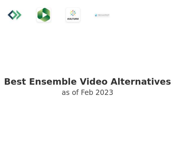 Best Ensemble Video Alternatives
