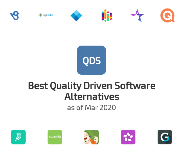 Best Quality Driven Software Alternatives
