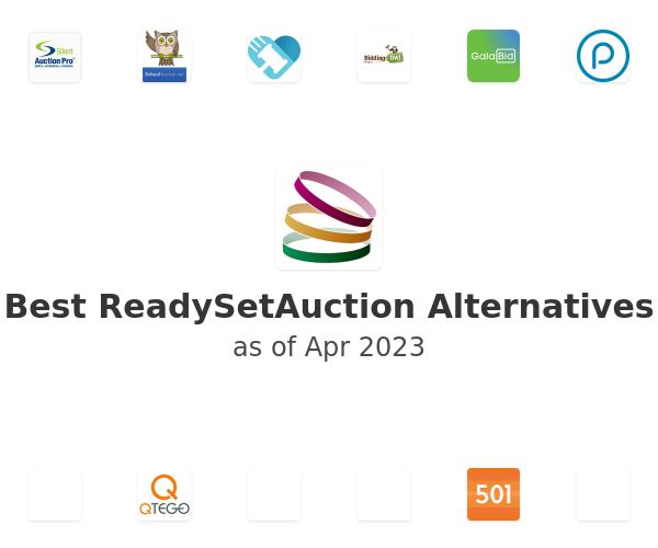Best ReadySetAuction Alternatives