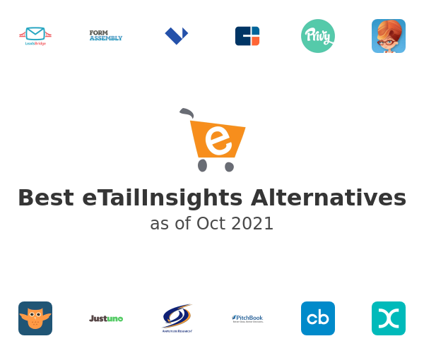 Best eTailInsights Alternatives