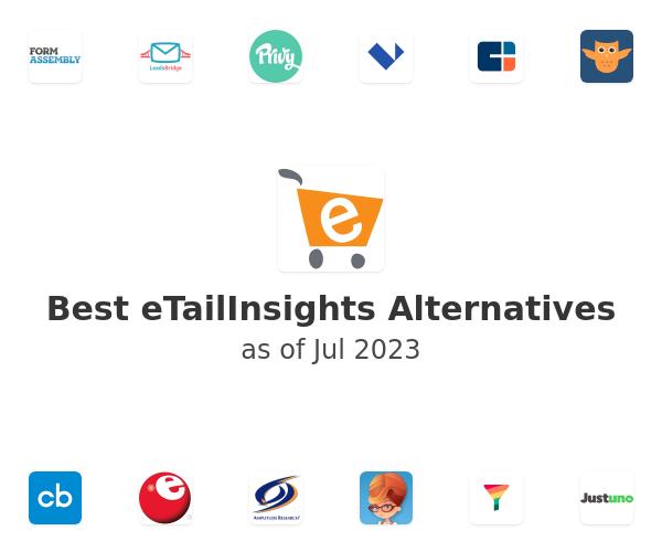 Best eTailInsights Alternatives