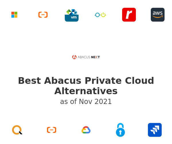 Best Abacus Private Cloud Alternatives