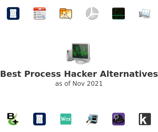 Best Process Hacker Alternatives