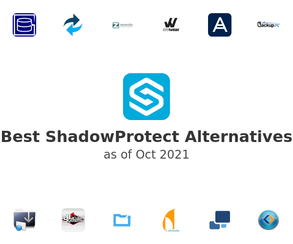 Best ShadowProtect Alternatives