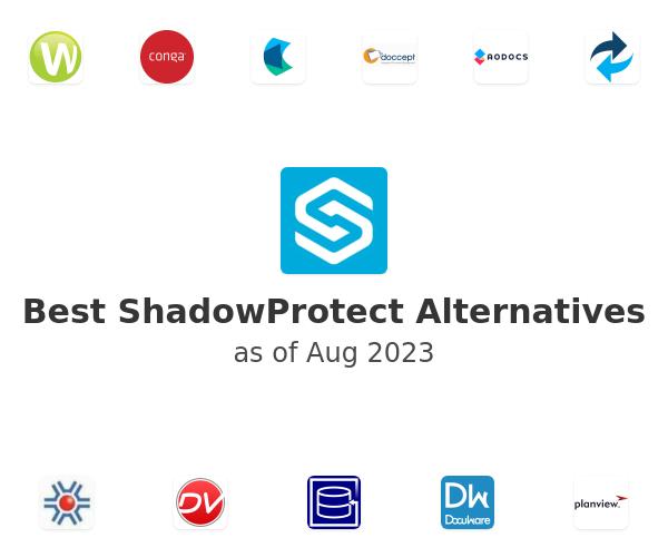 Best ShadowProtect Alternatives