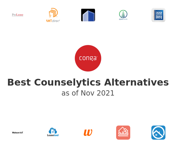 Best Counselytics Alternatives