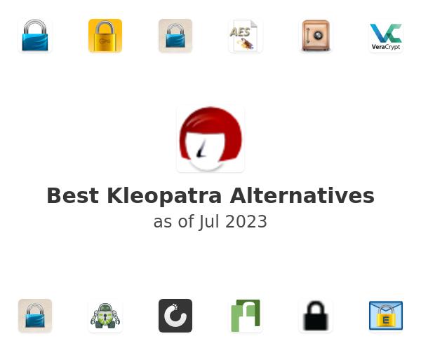 Best Kleopatra Alternatives