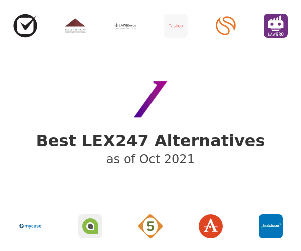 Best LEX247 Alternatives