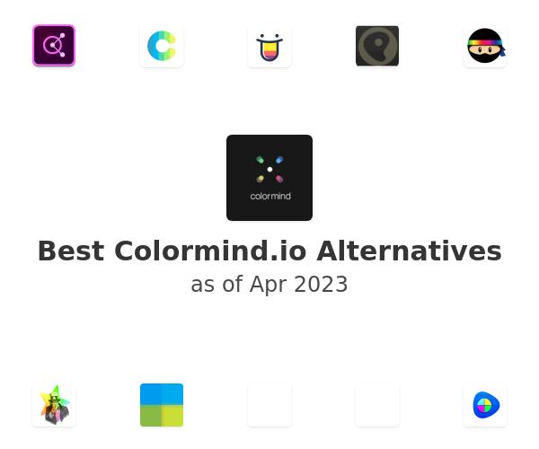 Best Colormind.io Alternatives