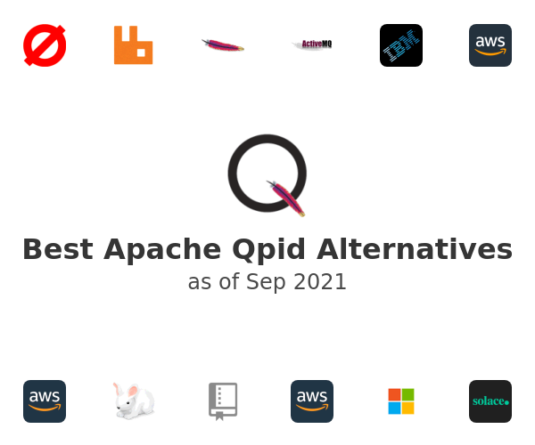 Best Apache Qpid Alternatives