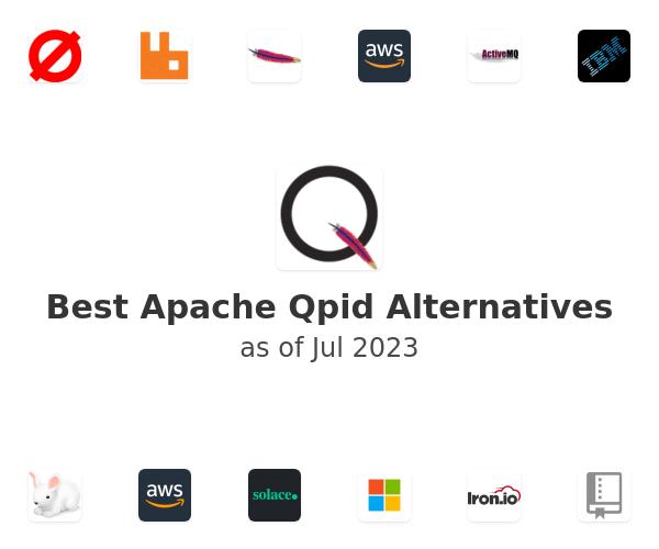 Best Apache Qpid Alternatives