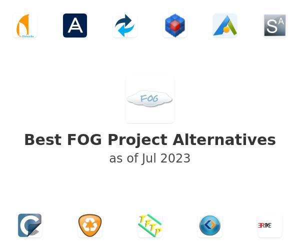 Best FOG Project Alternatives