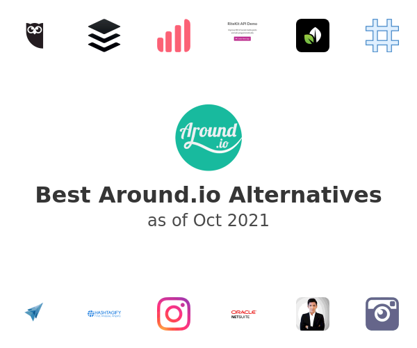 Best Around.io Alternatives