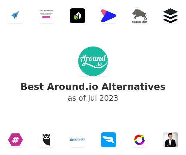 Best Around.io Alternatives